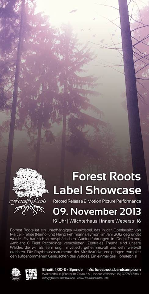 Forest Roots Flyer